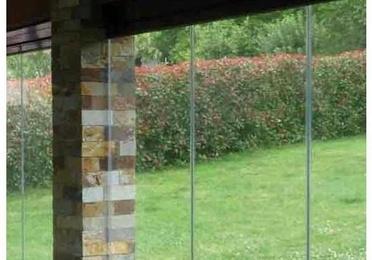 Cerramientos con vidrio