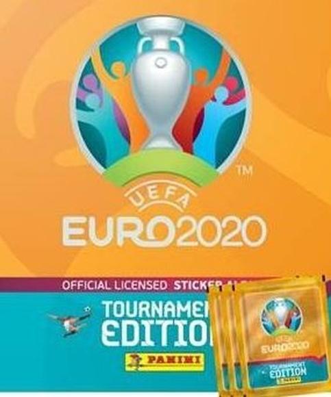 PANINI EURO 2020 TOURNAMENT EDITION: Productos de Sarigabo, S. L.
