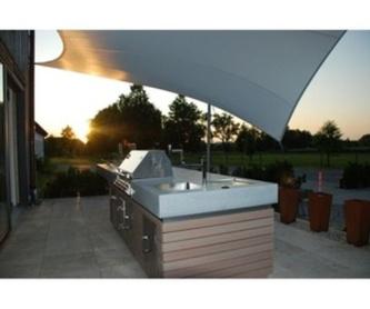 Barbacoa encastrable Proline® 6B Tapa horno: Productos y servicios de Mk Toldos