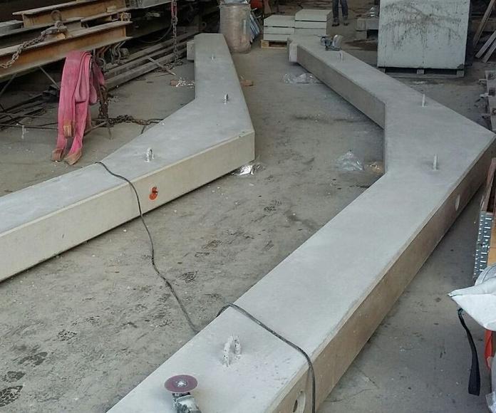 Depósitos, casetas,naves, garajes y cerramientos prefabricados: Servicios y productos de Prenava