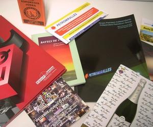 Catálogos y varios