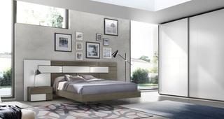 Dormitorios de matrimonio de linea moderna