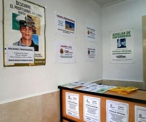 Preparación de oposiciones de fuerzas y cuerpos de seguridad del estado en Salamanca