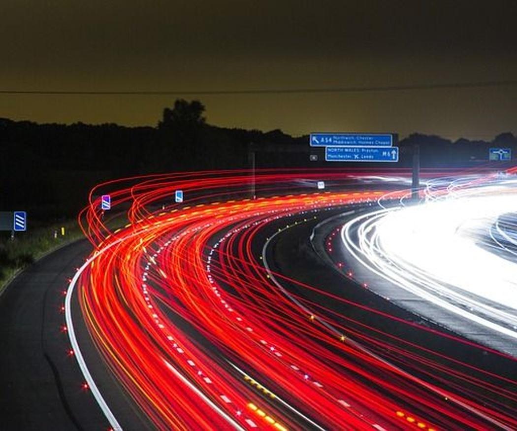 Un invierno lleno de fiestas y accidentes de tráfico