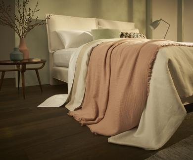 Nueva cama de Vispring CAROLINE