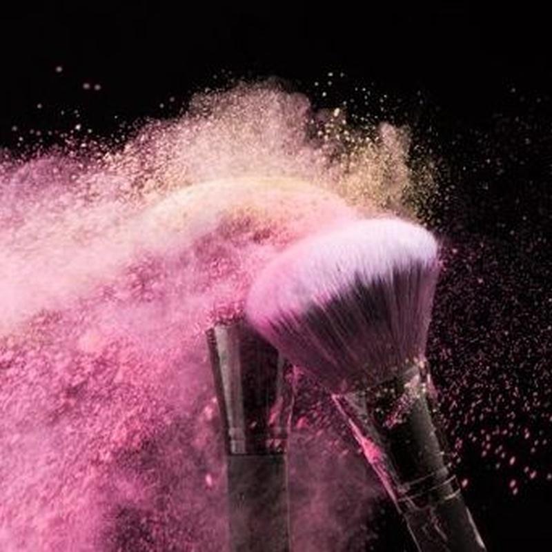 Maquillajes de novia, social y fiesta: Servicios de Esther Ruiz Peluquería y Estética