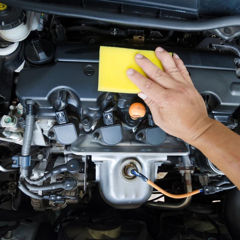 Limpieza de motores: Tratamientos  de