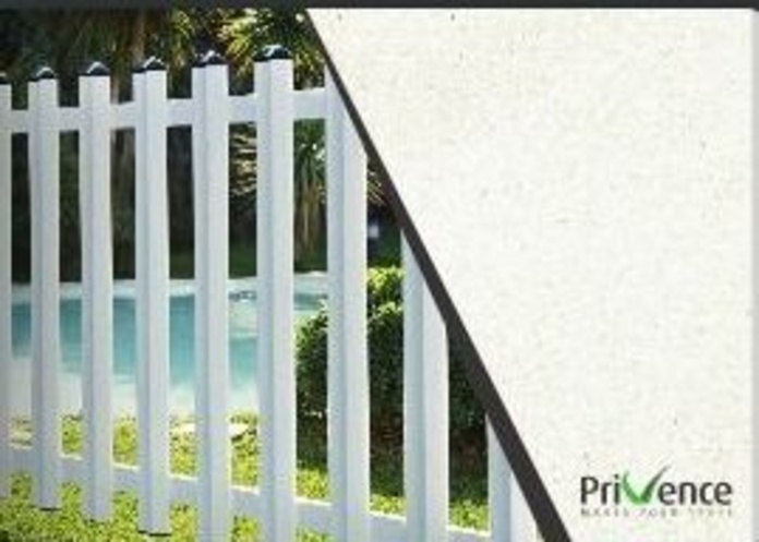 Vallas de PVC y productos de jardín: Catálogo de EXTRUPLESA