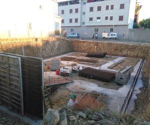 Áridos para hormigón en Cáceres
