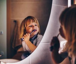Cómo motivar a los niños para lavarse los dientes