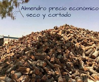 Leña seca a domicilio en Valencia