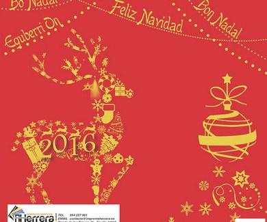 Felicitaciones de Navidad solidarias
