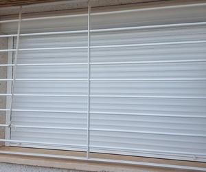 Instalación de rejas en ventanas