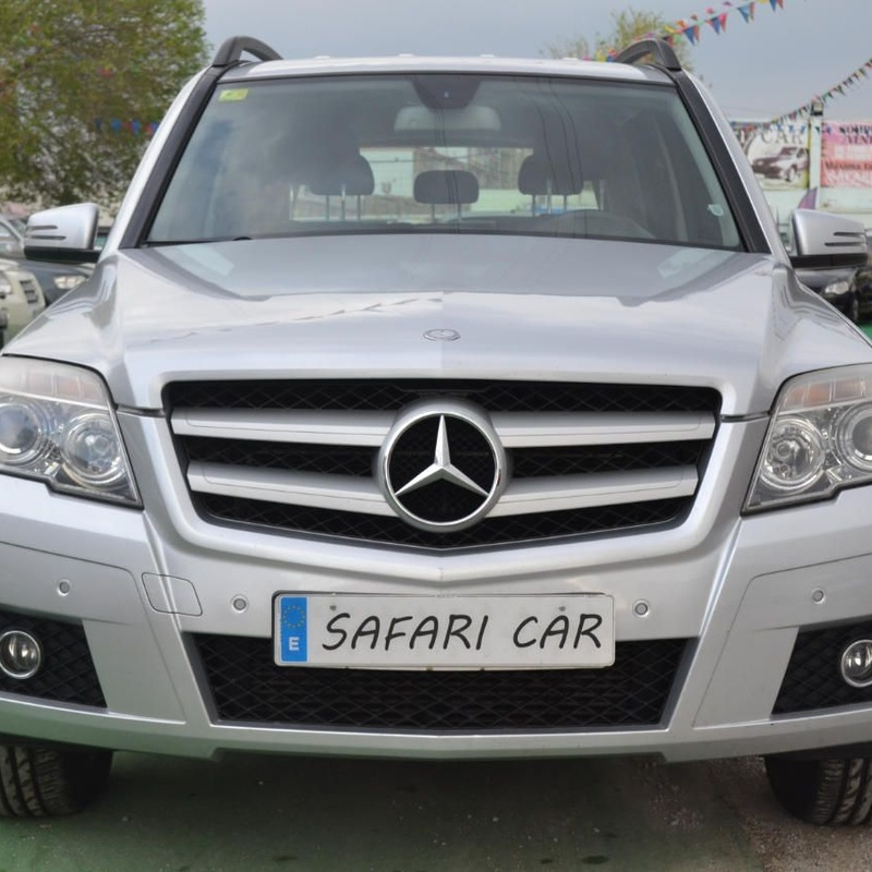 Mercedes-Benz GLK 220 CDI BE 4M Aut.: Nuestros coches de Safari Car