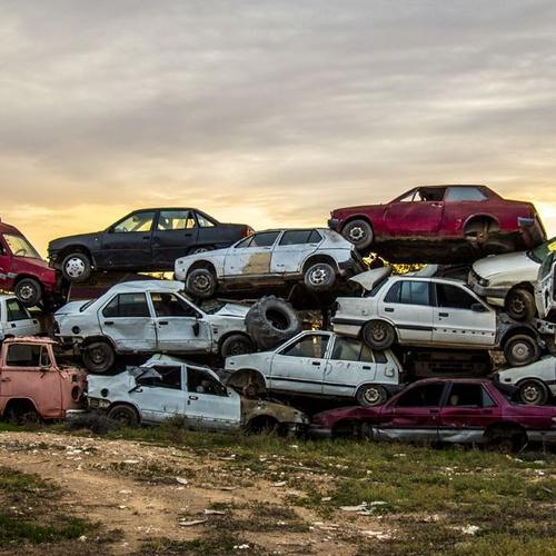 Desgüace de coches en Plasencia