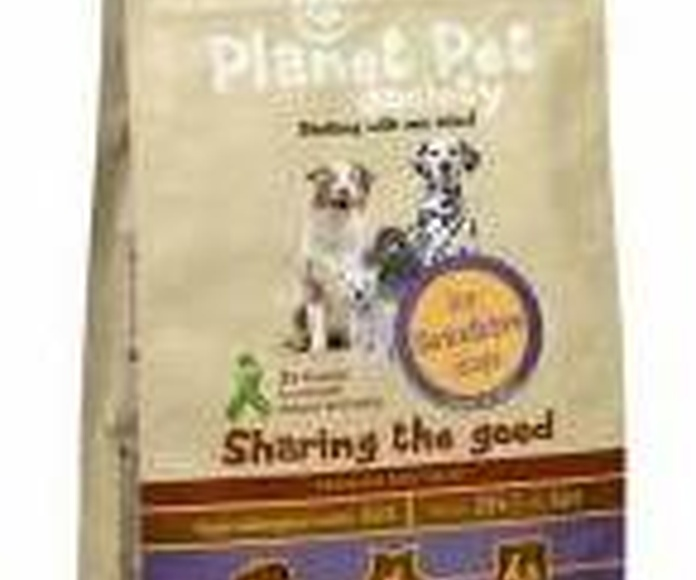 Planet Pet Perros Adultos Sensibles de Cordero y Arroz 3 y 12 kg