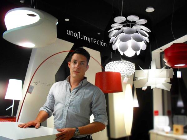 Entrevista de el periódico El Norte de Castilla a Daniel Alonso, Gerente y Lighting Designer en Uno