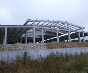 Estructuras metálicas en A Coruña
