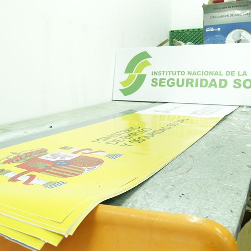 Trabajos de imprenta para las administraciones en Sevilla
