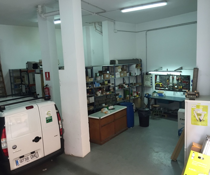 Reparaciones: Servicios de Instalaciones Eléctricas Ramón Torres