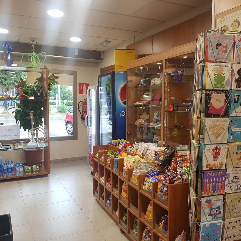 Punto de recogida y entrega DHL: Nuestro Estanco of Estanc de Sarrià