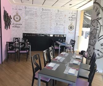 Desayunos y almuerzos: Servicios de Cafetería Tosteria O´Clock