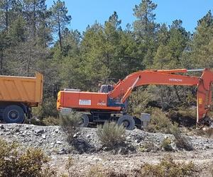 Derribos y de demoliciones en Zamora