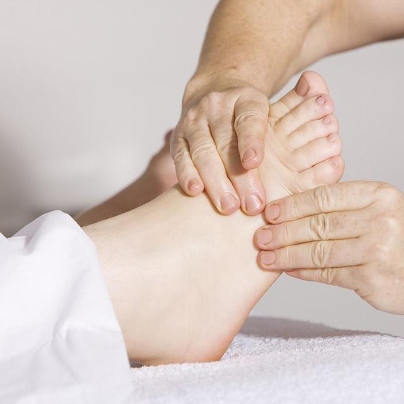 Osteopatía, masaje y reflexología podal: Servicios de Espai 6 de Salut