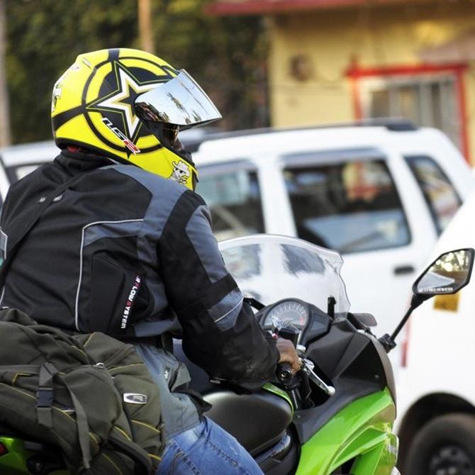 Ventajas de la moto en la gran ciudad