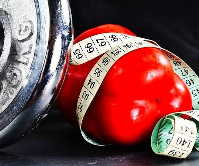 El ejercicio no es suficiente para perder peso