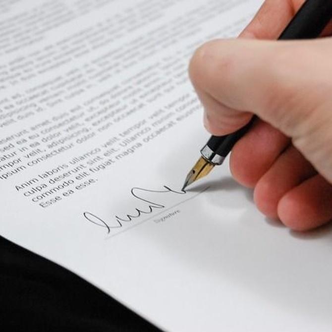 El divorcio y los acuerdos pre-nupciales