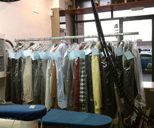 Tintorería y arreglos de ropa en Sabadell