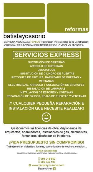 Empresa especialista en reformas en Santa Cruz de Tenerife