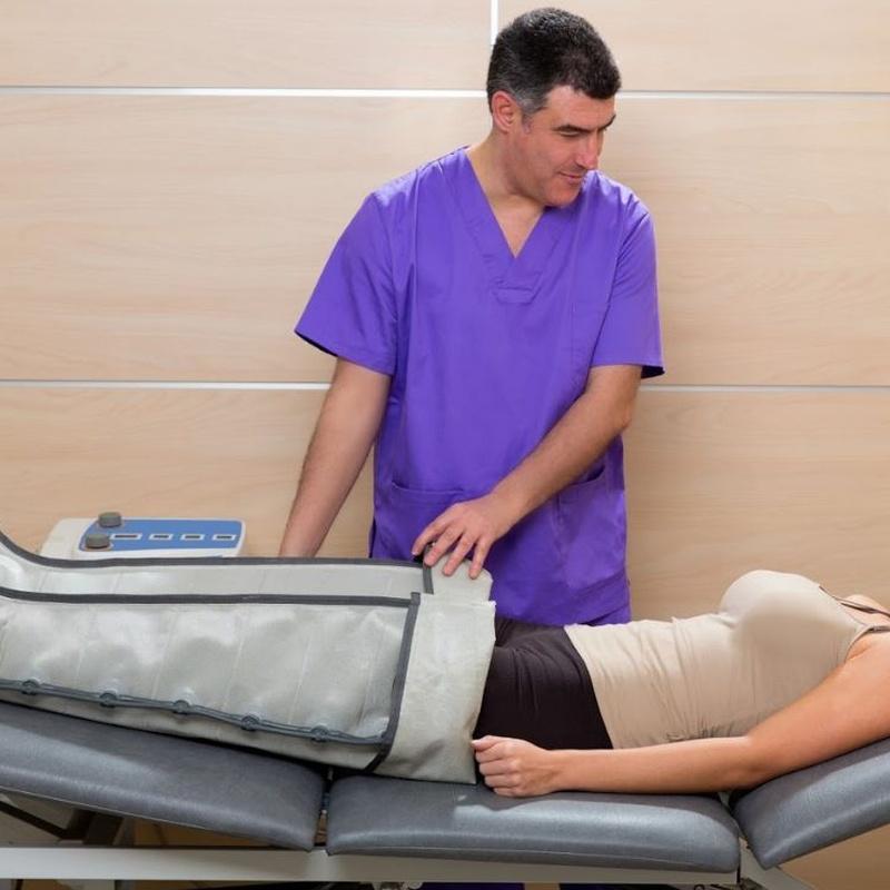 Presoterapia: Servicios de belleza de Meraki Belleza