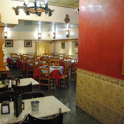 Restaurantes para celebraciones Móstoles