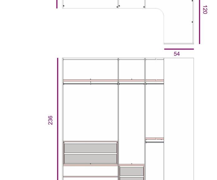 Armario IH141: Productos de Crea Mueble