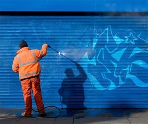 Eliminación de graffitis en Vigo