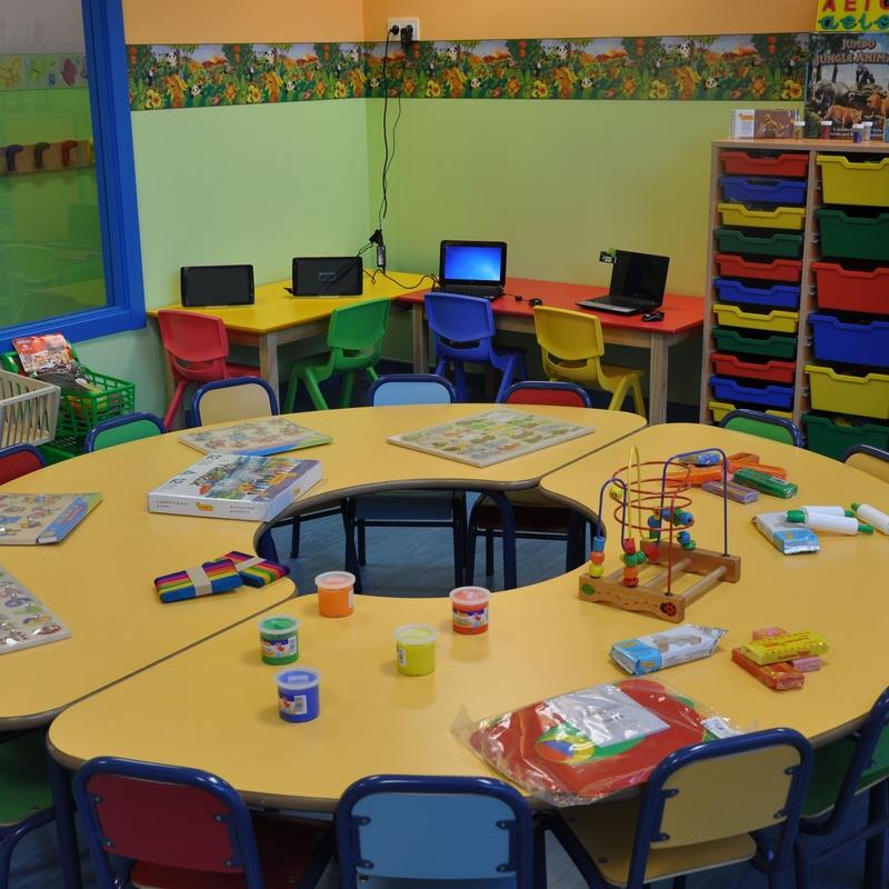 Sevicios Peque's School: Nuestros servicios de Peques School