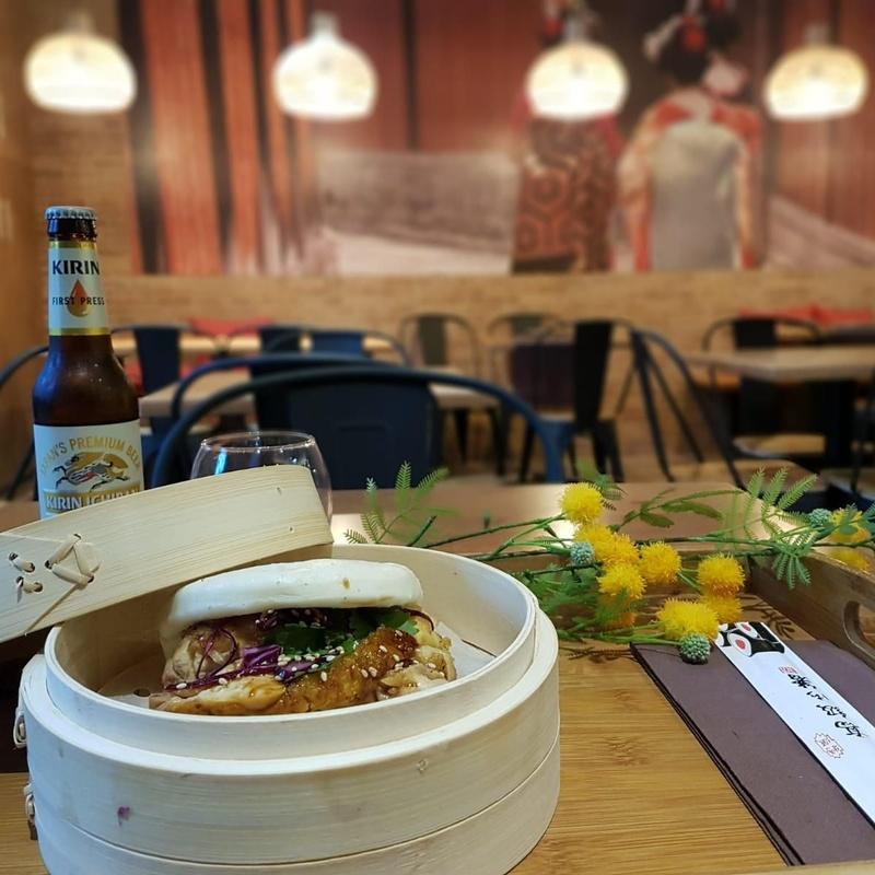 Bao: Nuestra carta de Restaurante Eko