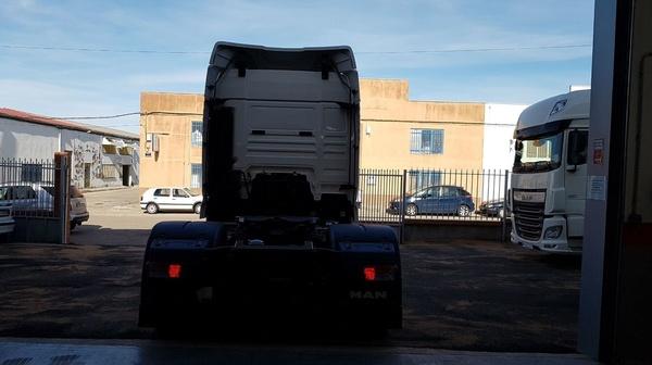 MAN TGX 18.500: Camiones of Autotruck Salamanca