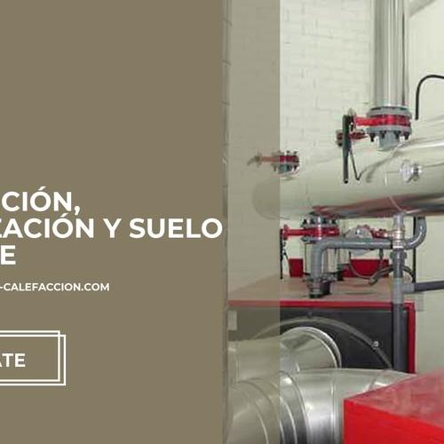 Frío industrial, Calefacción, Electricidad en Jaén | Oliclima