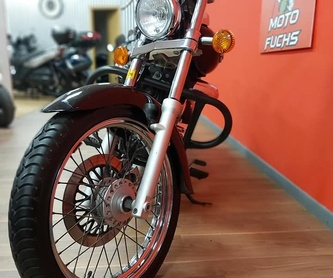 Venta de motocicletas:  de Moto Fuchs