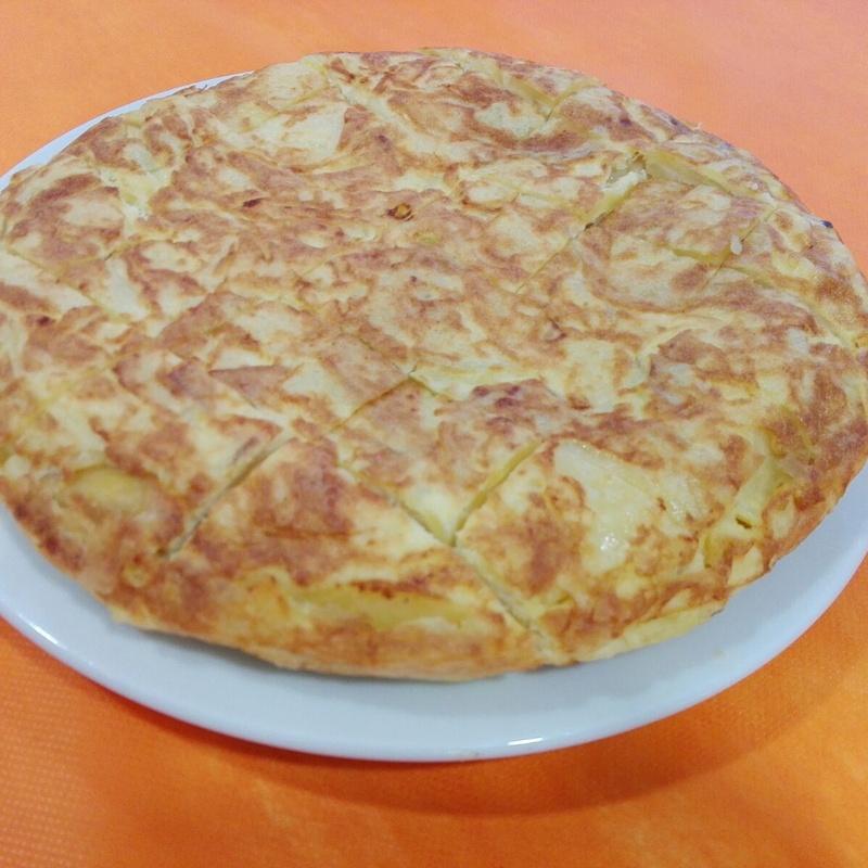 Raciones para catering: Amplia carta de Restaurante El Cobijo