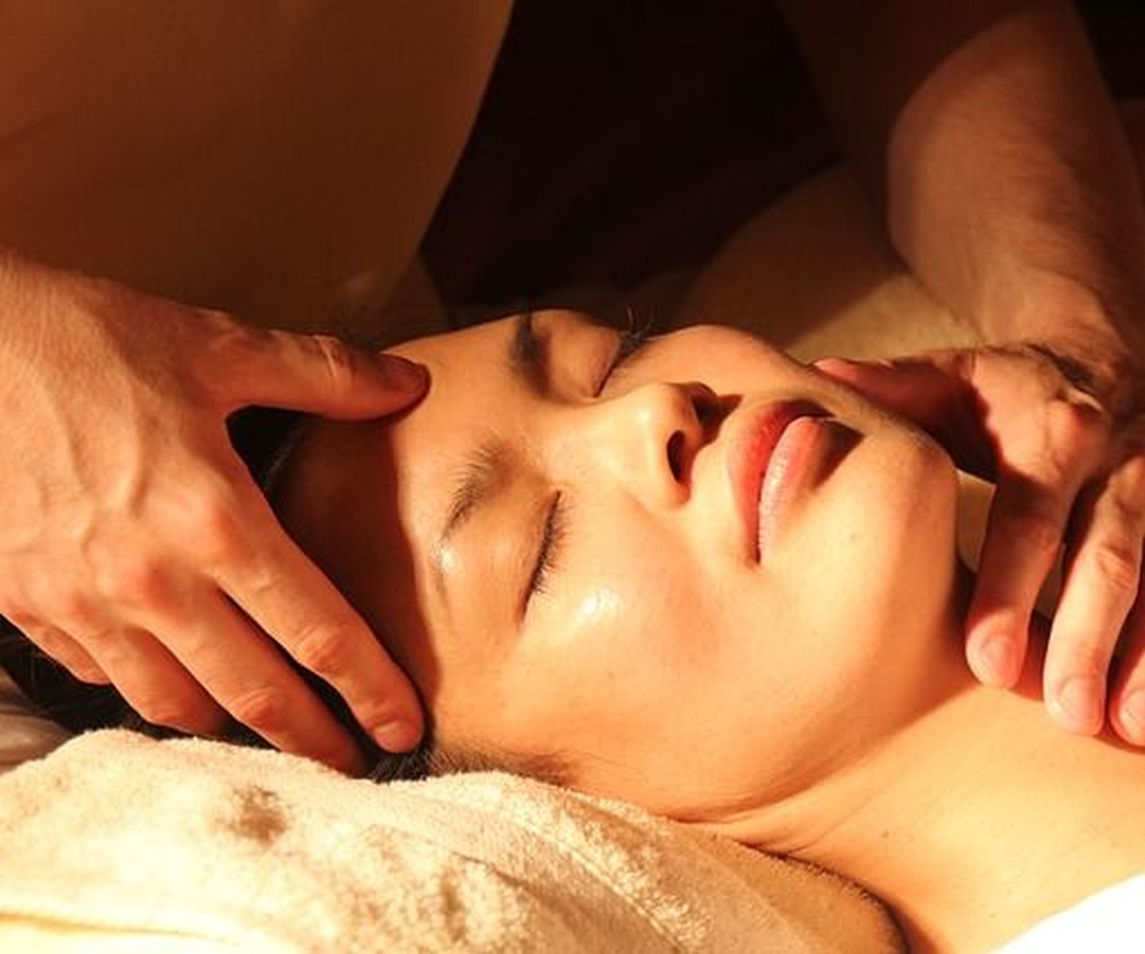 El masaje ayurvédico