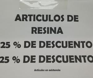 Articulos de resina
