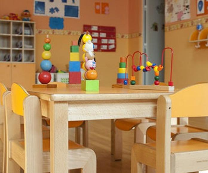 Clases: Servicios de Escuela Infantil Chispitas