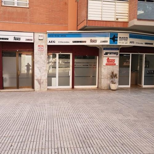 Empresa de reparación de electrodomésticos gama blanca en Lleida