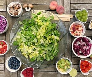 Verduras y frutas de temporada