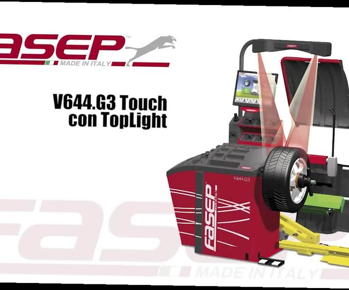 V644.G3 TOUCH: Productos of Maquidosa, S.L.