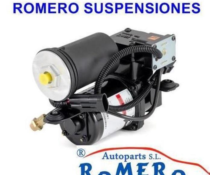 Compresor de la suspensión Mercedes Vito V-Class W638
